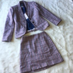 Boden British Tweed by Moon